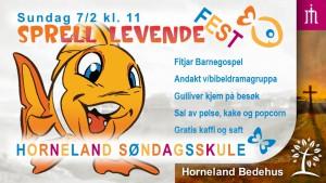 160207 Sprell Levende Fest
